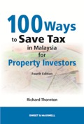 100 Ways to Save Tax in Malaysia for Property Investors