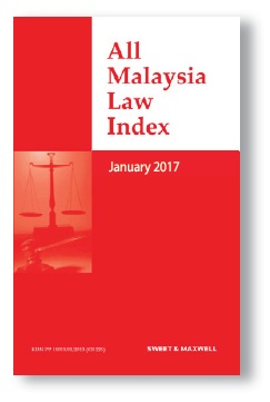 All Malaysia Law Index 2017 Subscription (AMLI)