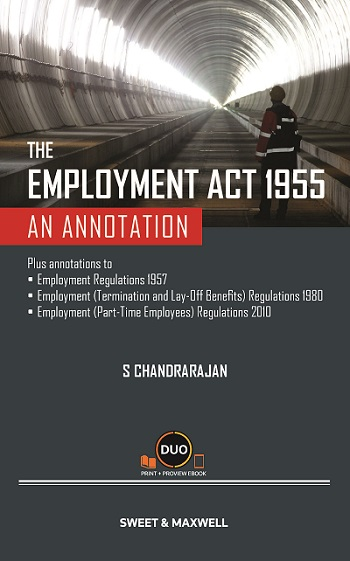 The Employment Act 1955: An Annotation