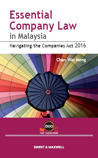 Essential Company Law in Malaysia: Navigating the Companies Act 2016