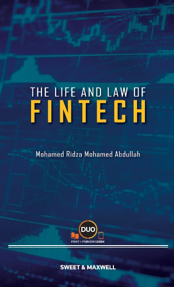 The Life and Law of Fintech (DUO-PB)