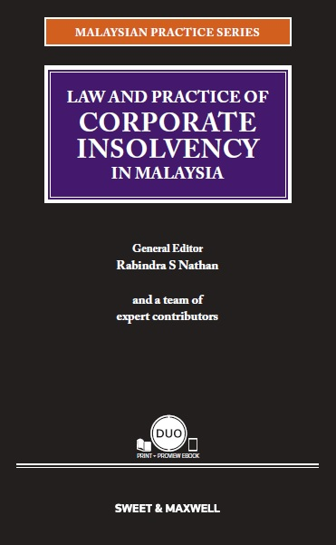 Law and Practice of Corporate Insolvency in Malaysia