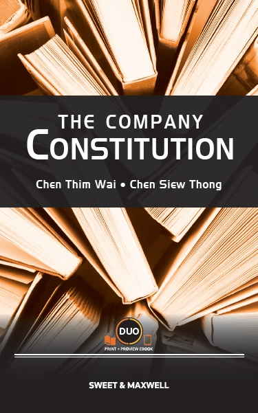 The Company Constitution